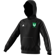 Stainborough CC Adidas Black Junior Hoody