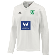 Stainborough CC Adidas L/S Playing Sweater