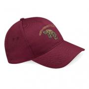 North Perrott CC Maroon Baseball Cap