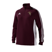 North Perrott CC Adidas Maroon Training Top