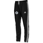 Hooton Pagnell CC Adidas Black Training Pants