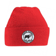 Hooton Pagnell CC Red Beanie