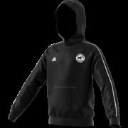 Hooton Pagnell CC Adidas Black Hoody