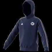 Hooton Pagnell CC Adidas Navy Hoody