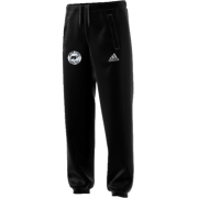 Hooton Pagnell CC Adidas Black Sweat Pants