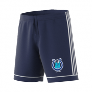 Carholme CC Adidas Navy Junior Training Shorts