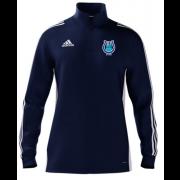 Carholme CC Adidas Navy Zip Training Top