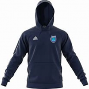 Carholme CC Adidas Navy Fleece Hoody