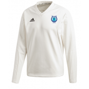 Carholme CC Adidas Elite Long Sleeve Sweater