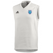 Carholme CC Adidas Elite Junior Sleeveless Sweater