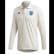 Carholme CC Adidas Elite Long Sleeve Shirt