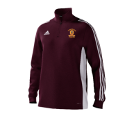 Nationwide House CC Adidas Maroon Training Top