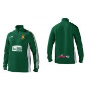 Irchester CC Adidas Green Training Top