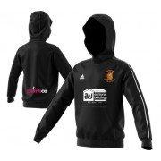 Irchester CC Adidas Black Junior Hoody