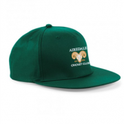 Airedale CC Green Snapback Hat