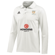 Airedale CC Adidas Elite L/S Playing Shirt