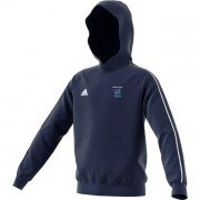 Temple Sowerby CC Adidas Navy Junior Hoody