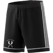 Mirfield CC Adidas Black Junior Training Shorts