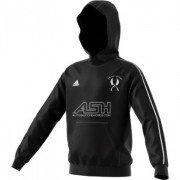 Mirfield CC Adidas Black Junior Hoody