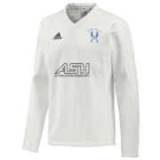 Mirfield CC Adidas L/S Playing Sweater