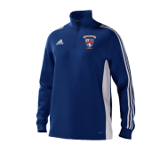 Catford Wanderers Adidas Blue Training Top