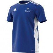 Peopleton CC Adidas Blue Training Jersey