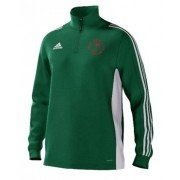 Amersham CC Adidas Green Junior Training Top