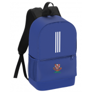 Urmston CC Black Training Backpack