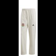 Urmston CC Adidas Elite Junior Playing Trousers