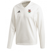 Urmston CC Adidas Elite Long Sleeve Sweater