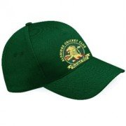 Aldridge CC Green Baseball Cap