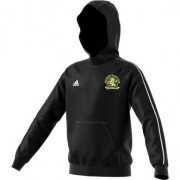 Aldridge CC Adidas Black Junior Fleece Hoody