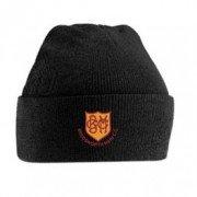 Brodsworth Main CC Black Beanie