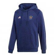 Hopton Mills CC Adidas Navy Fleece Hoody