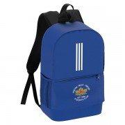 Hopton Mills CC Blue Training Backpack
