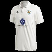 Hopton Mills CC Adidas Elite Junior Short Sleeve Shirt