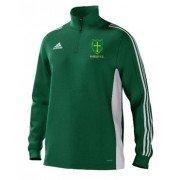 Guiseley CC Adidas Green Junior Training Top