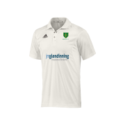 Guiseley CC Adidas Elite Junior Playing Shirt