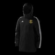 Ponteland CC Black Adidas Stadium Jacket