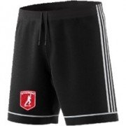 Cottage Maurice CC Adidas Black Junior Training Shorts