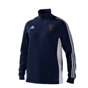 Thoresby Colliery CC Adidas Navy Training Top