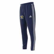 Thoresby Colliery CC Adidas Navy Training Pants