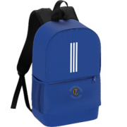 Thoresby Colliery CC Blue Training Backpack