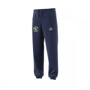 Thoresby Colliery CC Adidas Navy Sweat Pants