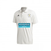 Thoresby Colliery CC Adidas Elite S/S Playing Shirt