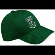 Swansea University CC Green Baseball Cap
