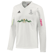 Swansea University CC Adidas L/S Playing Sweater