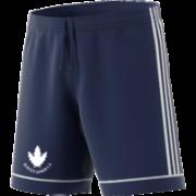 Norton Oakes CC Adidas Navy Junior Training Shorts
