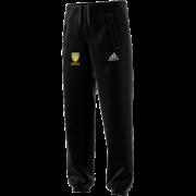 Allenburys & County Hall CC Adidas Black Sweat Pants