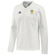 Allenburys & County Hall CC Adidas L/S Playing Sweater